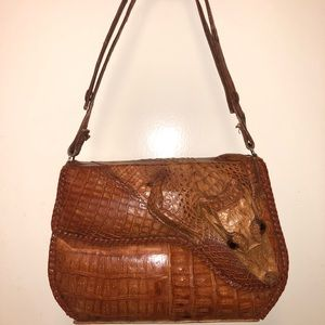 Handbags - Alligator Purse